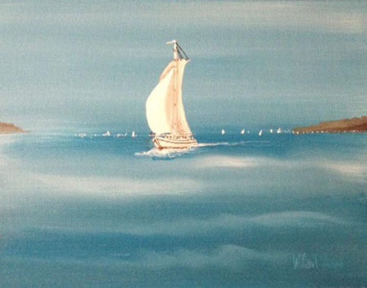 """ Full Sails "" - Image 0"