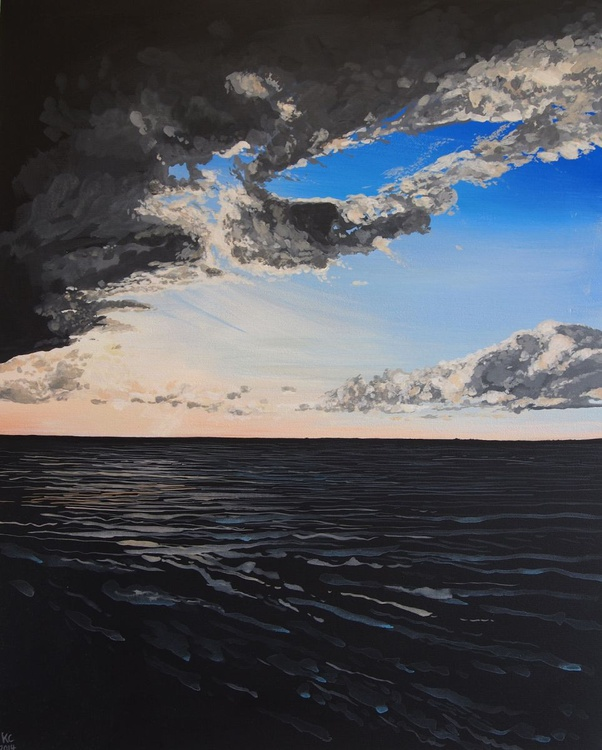Clouds Over Sea 2 - Image 0