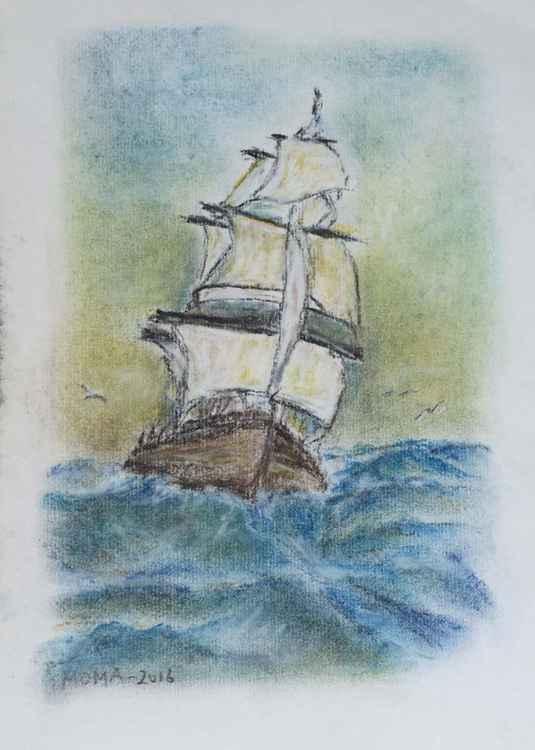 Sailboat # 3 -