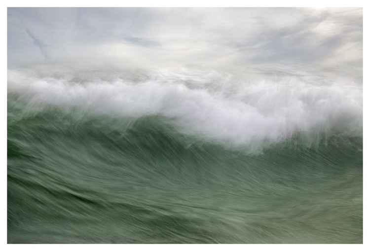 Wave Line II -