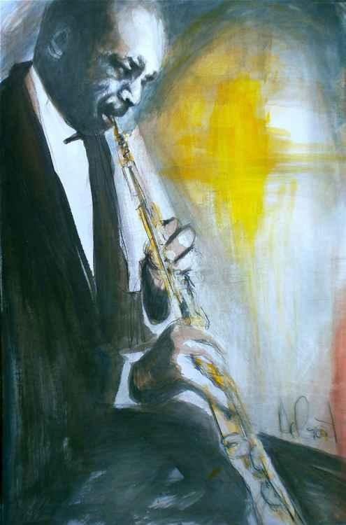 Traditional Jazz Man