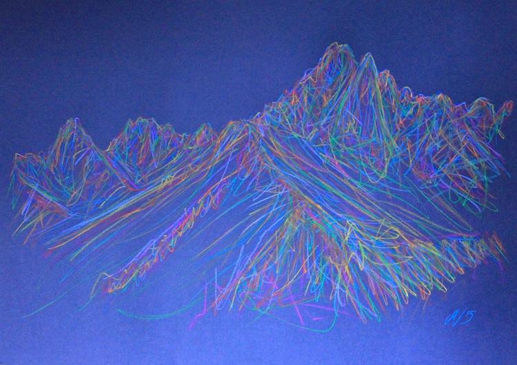 Chamonix #3 (Mountain) - Image 0
