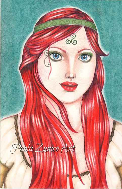 Celtic Queen -