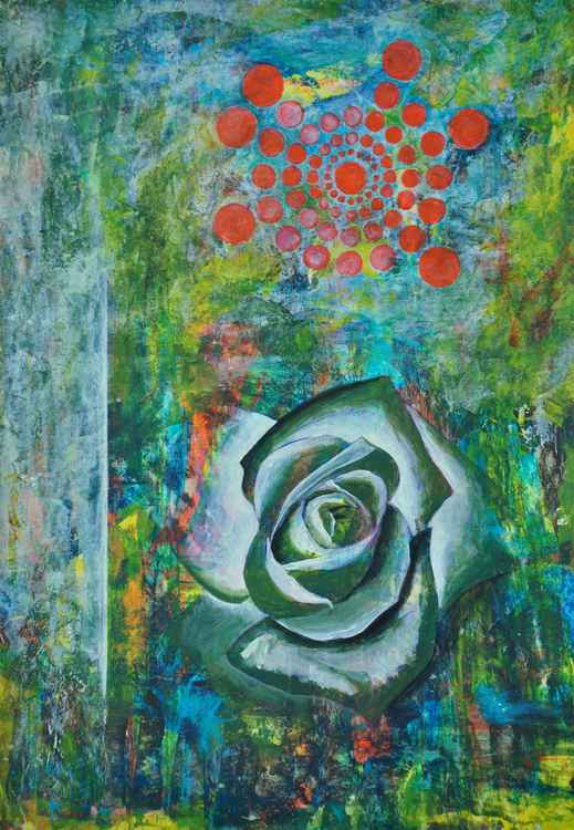 The rose within -