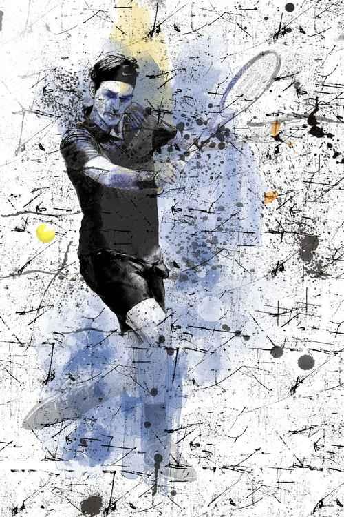 Game, Set, Match - Federer -