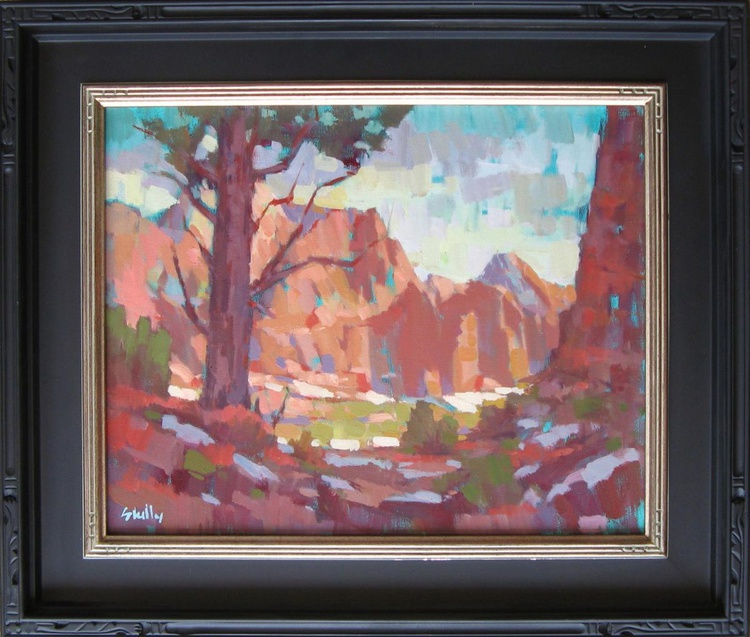 Winter in Zion - Image 0