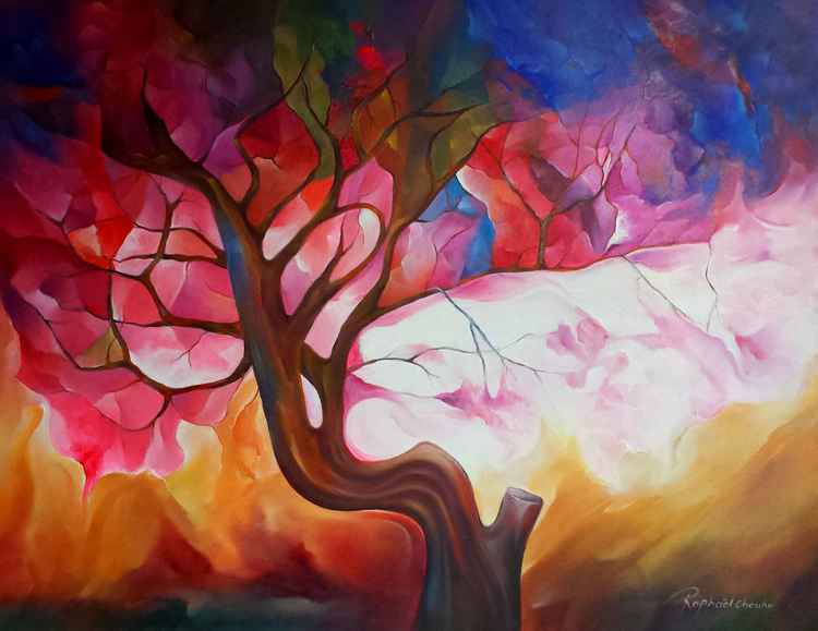 Colorful Tree -