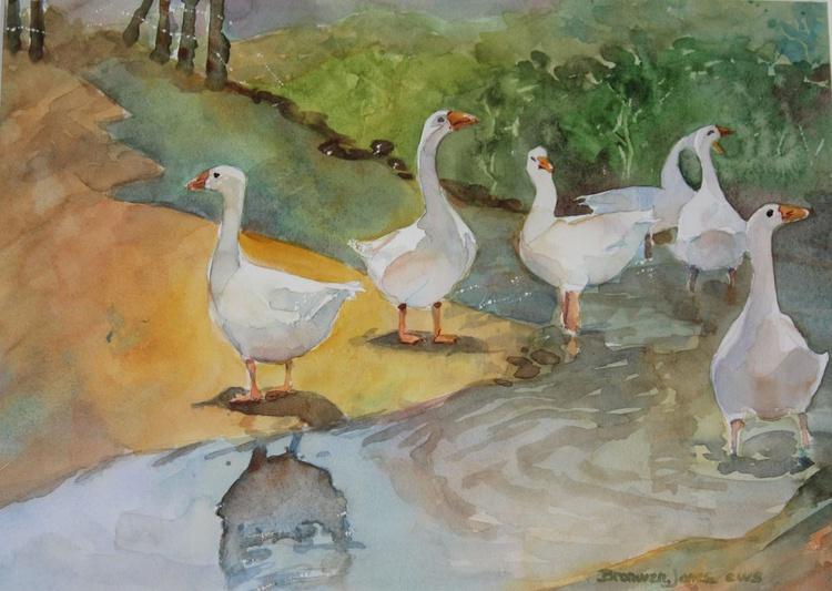 Duck, Duck, Goose - Image 0