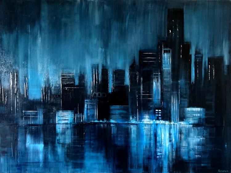 Crépuscule Bleu (Blue Dusk) - Image 0