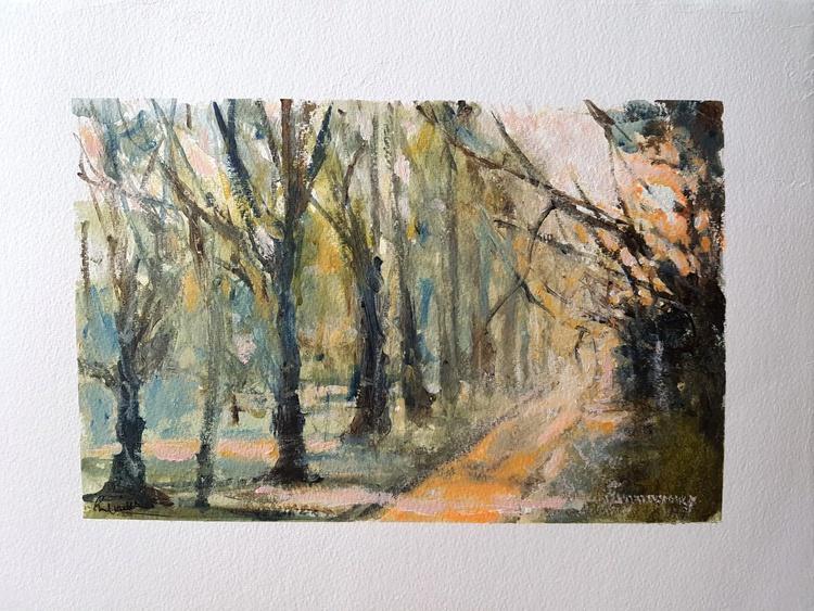 Misty Trees No.2 - Image 0