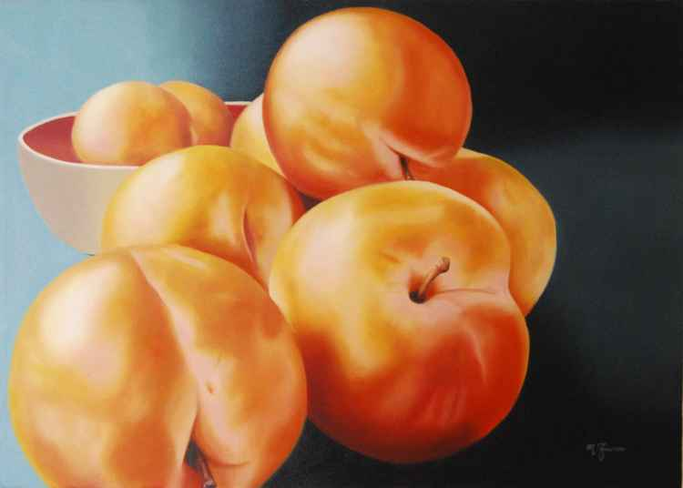 Yellow Plums -