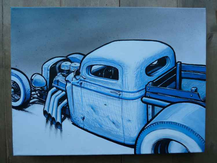 hell truckin' -