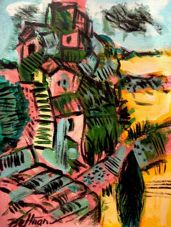 Le village provençal perché - Image 0