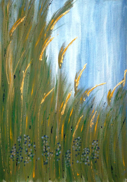 [104] Wheatfields - Image 0