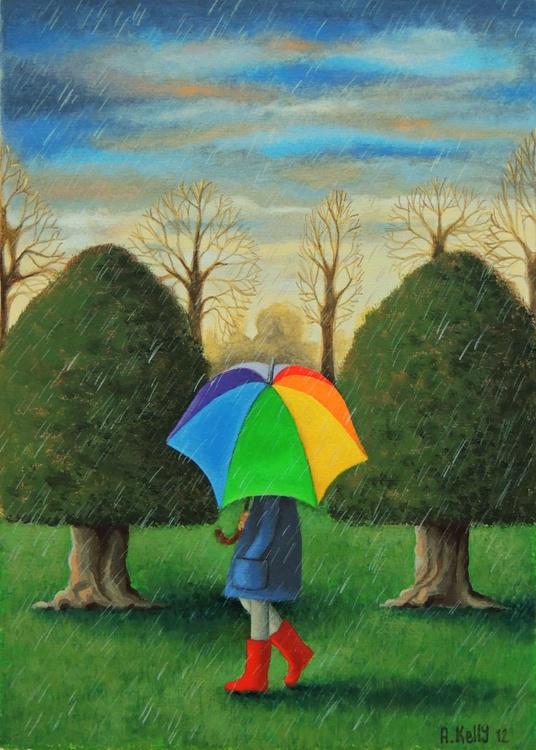 A Walk in The Rain - Image 0