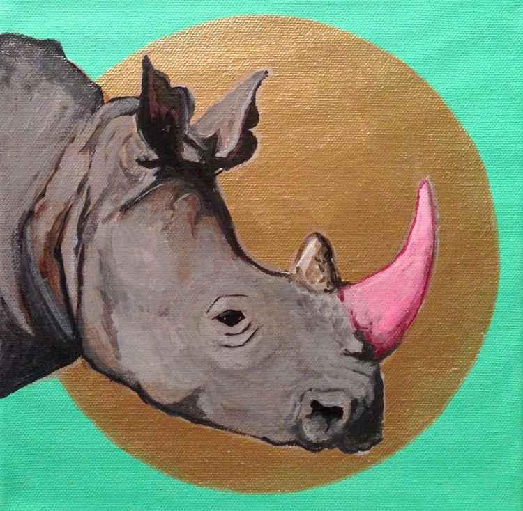 No. 3 | Rhino