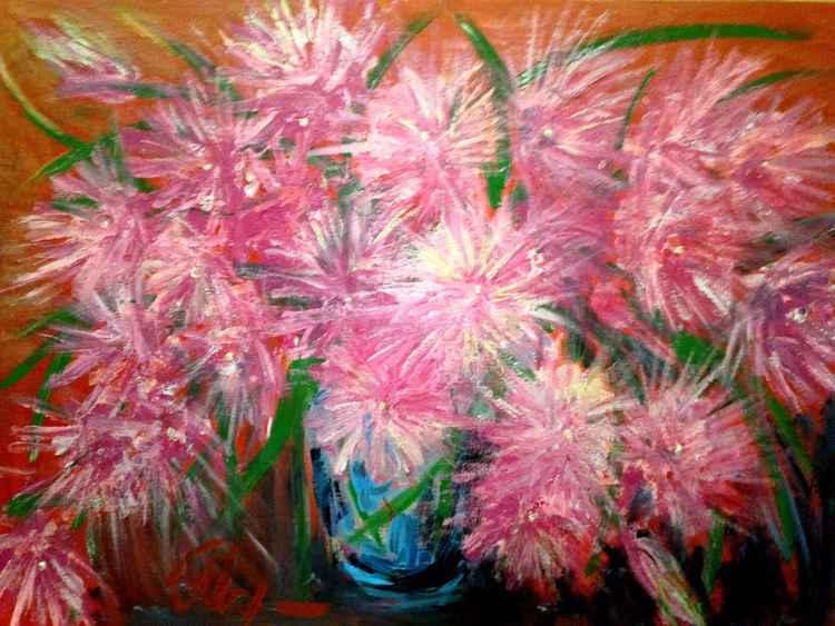 Pink joy)