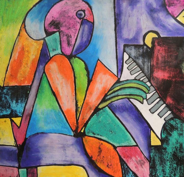 Polly at the Piano - Image 0