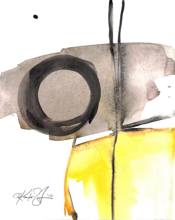 Enso Abstraction Series . No.110 - Image 0