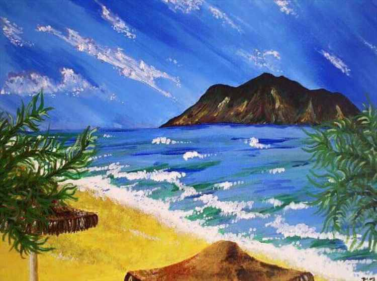 Beach shade -