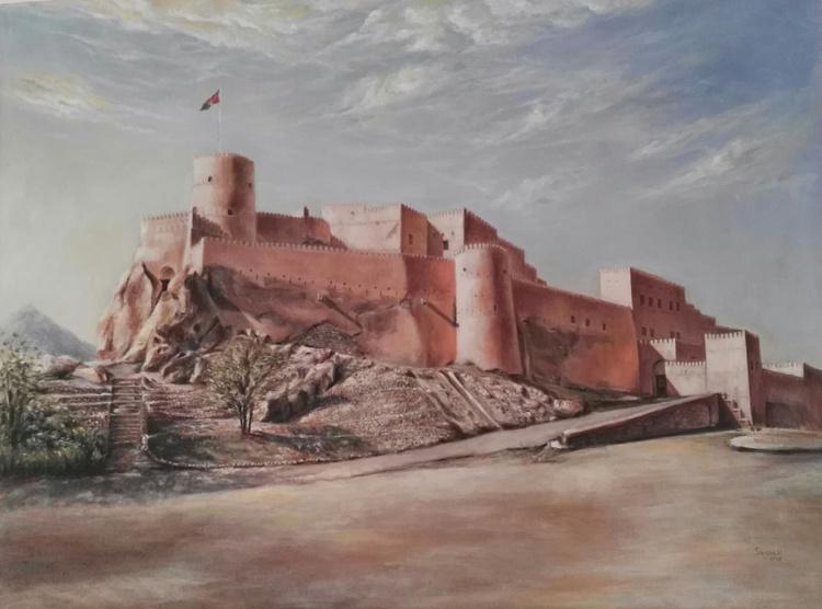 Nakhal Fort, Muscat - Image 0