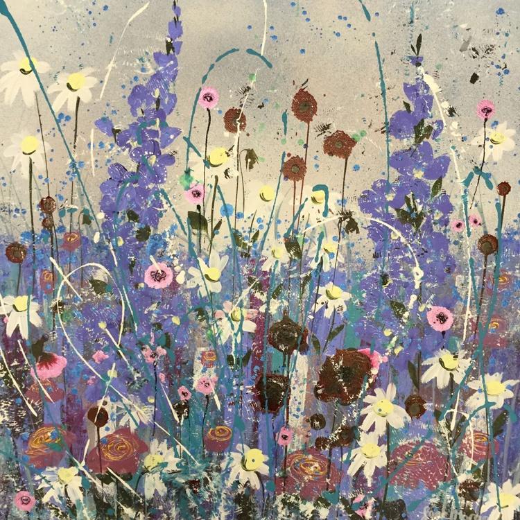 Cottage garden delight - Image 0