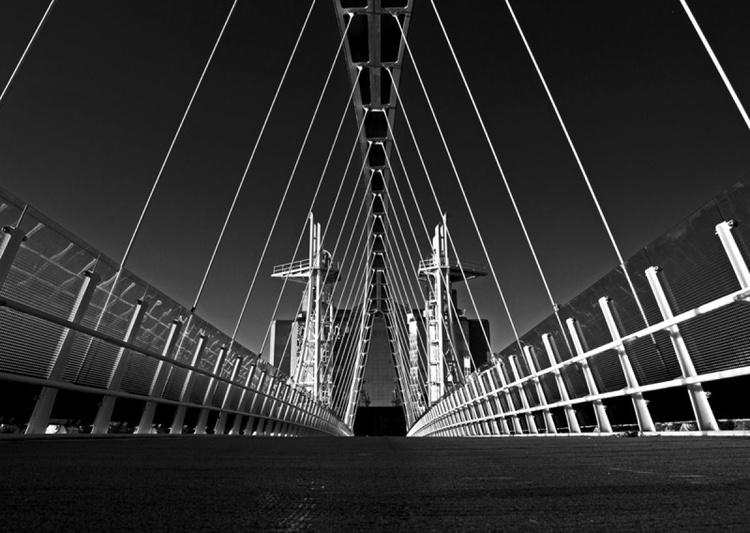 Salford Quays Bridge - Image 0