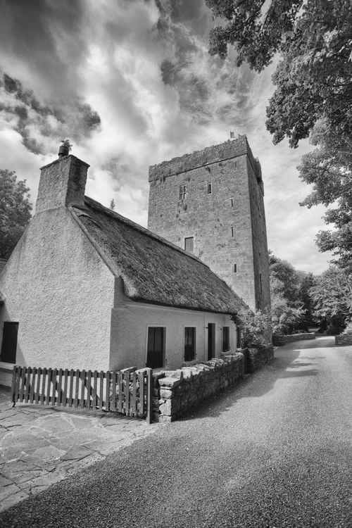 Thoor Ballylee (WB Yeates Tower) Galway Ireland -