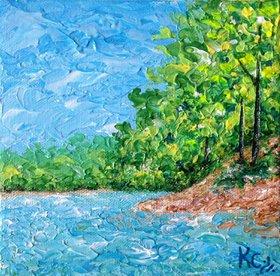 Lakeside #2 by Krystle Cole