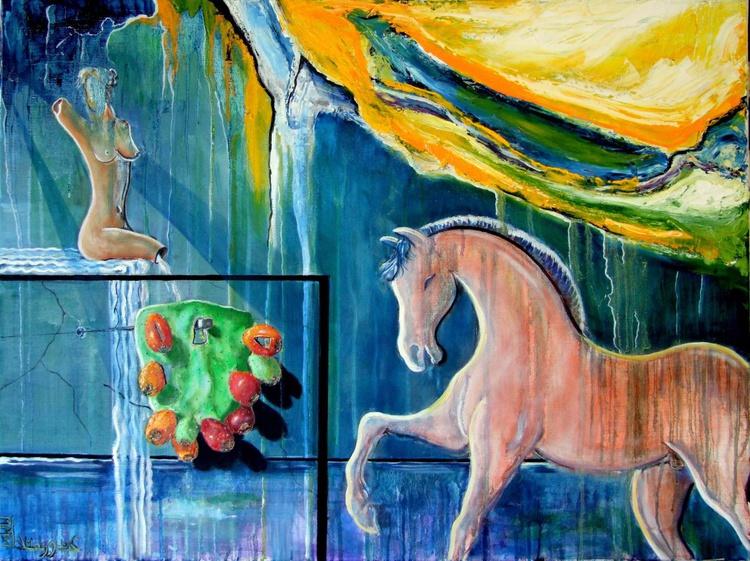 venere e cavallo - Image 0