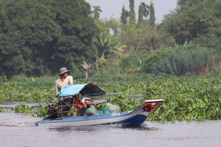 Boating -
