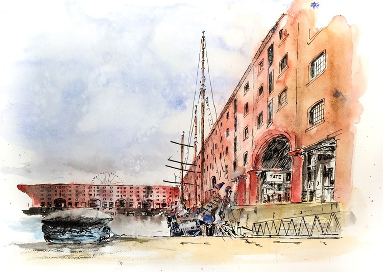Albert Dock - Image 0