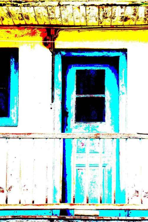 la vieille porte -