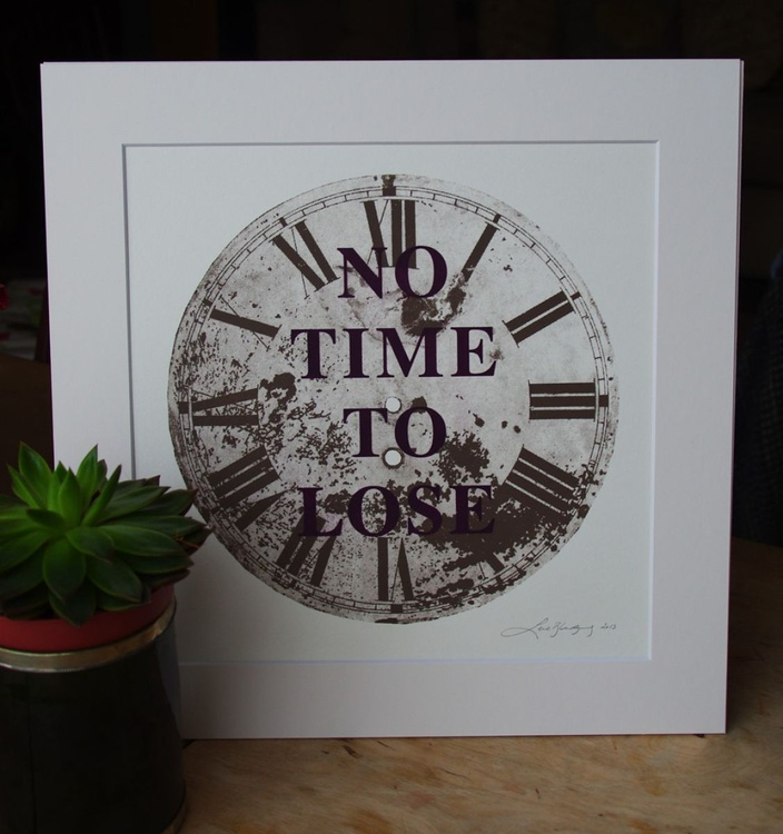 No time to lose - Image 0