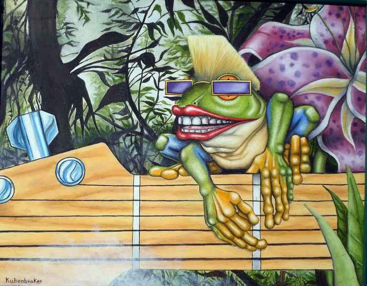 Rock Frog -