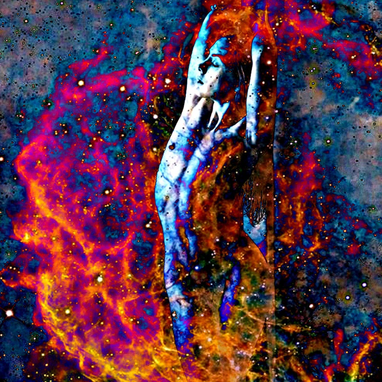 Death Of A Star - Limited Edition Acrylic Print - Image 0