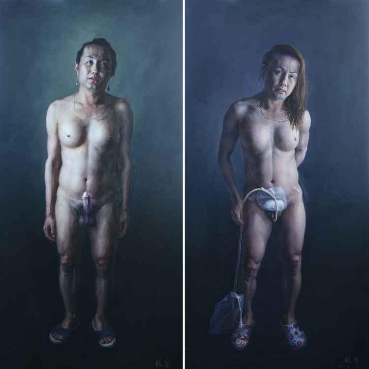 Transgender Mrs  Chen's  identity -