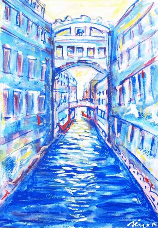 Venice Canal -