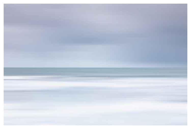 Blue Rain III