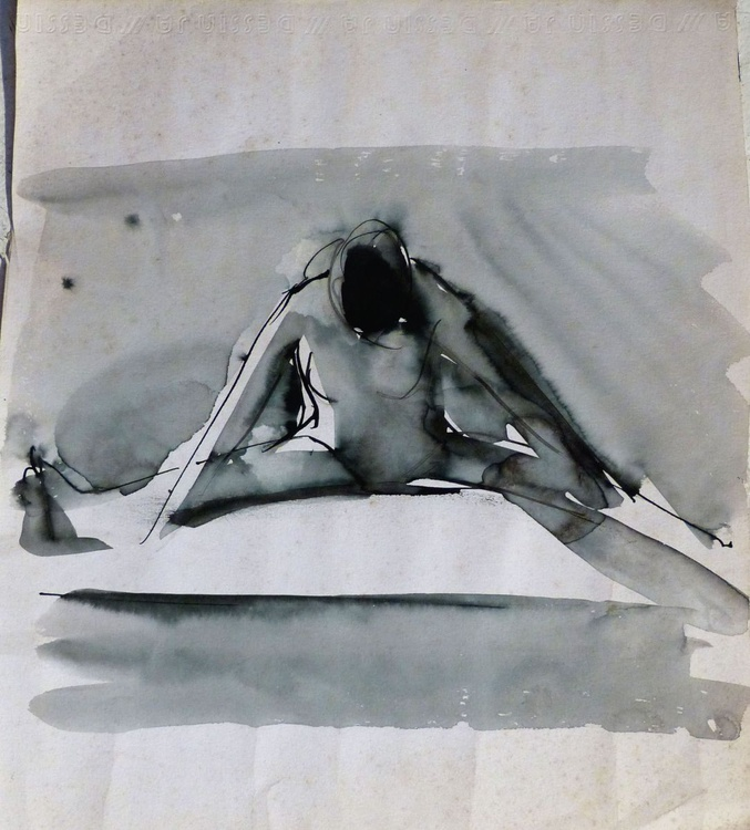 Fabienne, 29x32 cm - Image 0