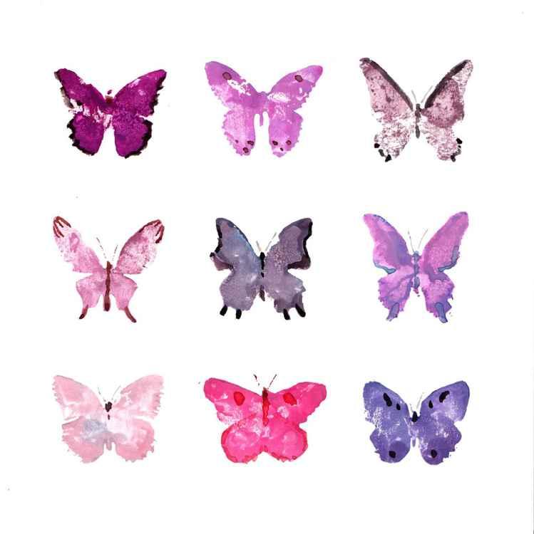 Nine Butterflies 2121RP1