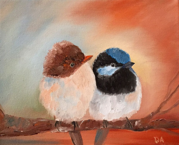 Two Little Birds - Image 0