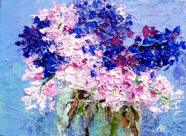 Hyacinths in bloom - Image 0