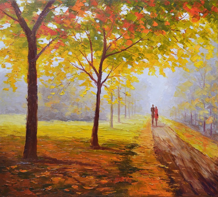 Sunny Autumn Day - Image 0