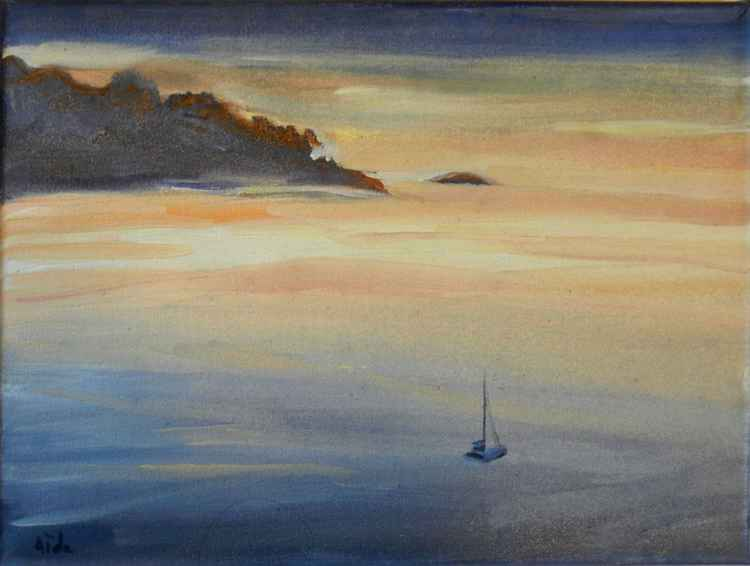 Evening Voyage -