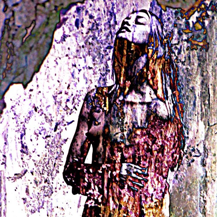 "Big Hot Sun - 40""x 40"" Limited Edition Canvas Print - Image 0"