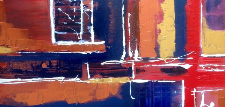 Sea walls Abstract - Image 0