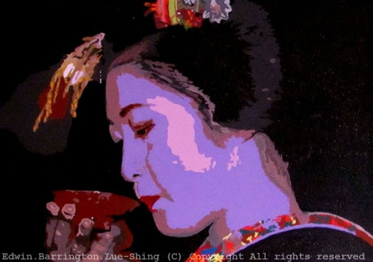 Geisha Tea Ceremony - Image 0