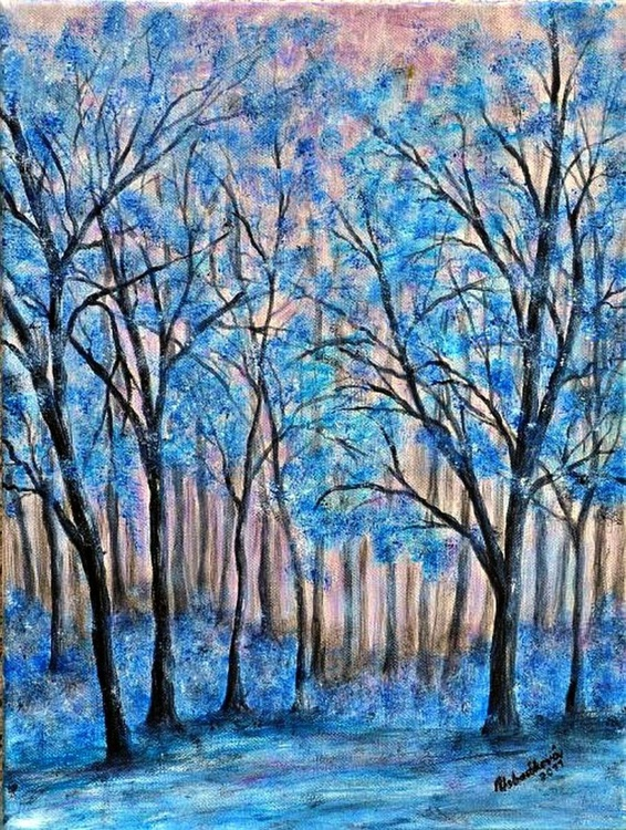 Forest Winter Queen.. - Image 0