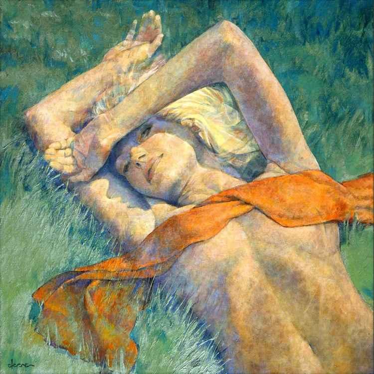 Grass Nap